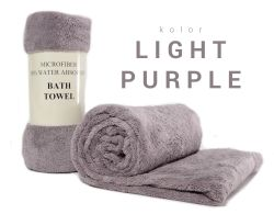 RĘCZNIK NICE TOWEL LIGHT PURPLE