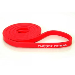 GUMA TAŚMA POWER BAND RED FITNESS 0-8 kg