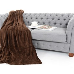 Koc COSY  DARK BROWN