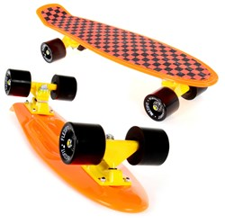 Deskorolka Fishboard Flexifit N3 ORANGE
