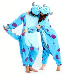 Piżama Kigurumi Sully Monster
