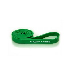 GUMA TAŚMA POWER BAND GREEN FITNESS 12-17 kg