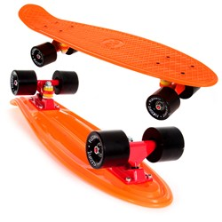 Deskorolka Fishboard Flexifit F4 ORANGE