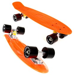 Deskorolka Fishboard Flexifit F3 ORANGE